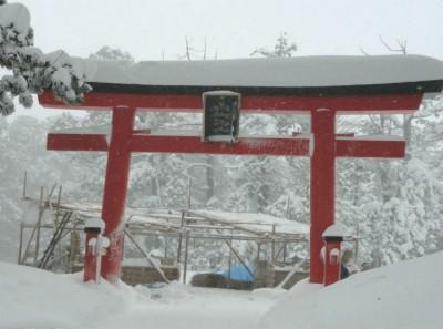 出羽三山神社・2