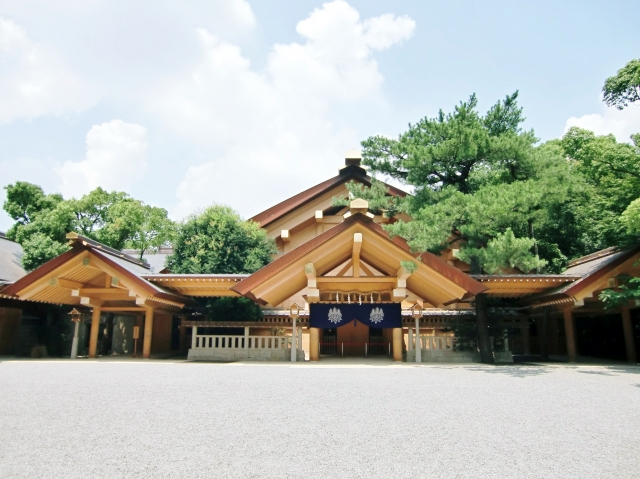 名古屋を護る『熱田神宮』で神社めぐり観光!!