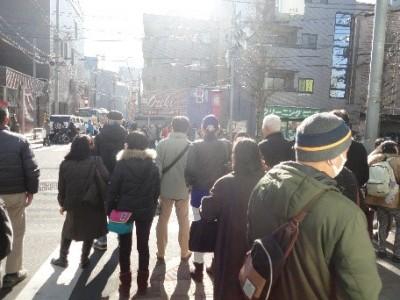 東京都世田谷区の『世田谷ボロ市』で市めぐり観光!!