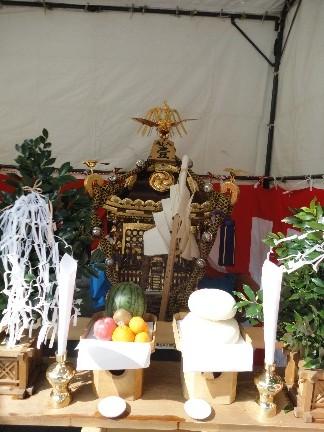 鉄砲洲神社・3