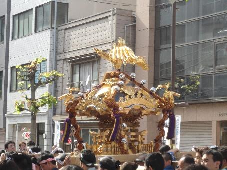 鉄砲洲神社・6