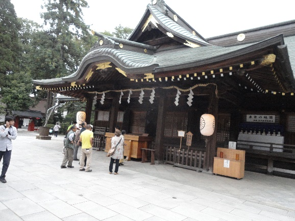 大國魂神社・2
