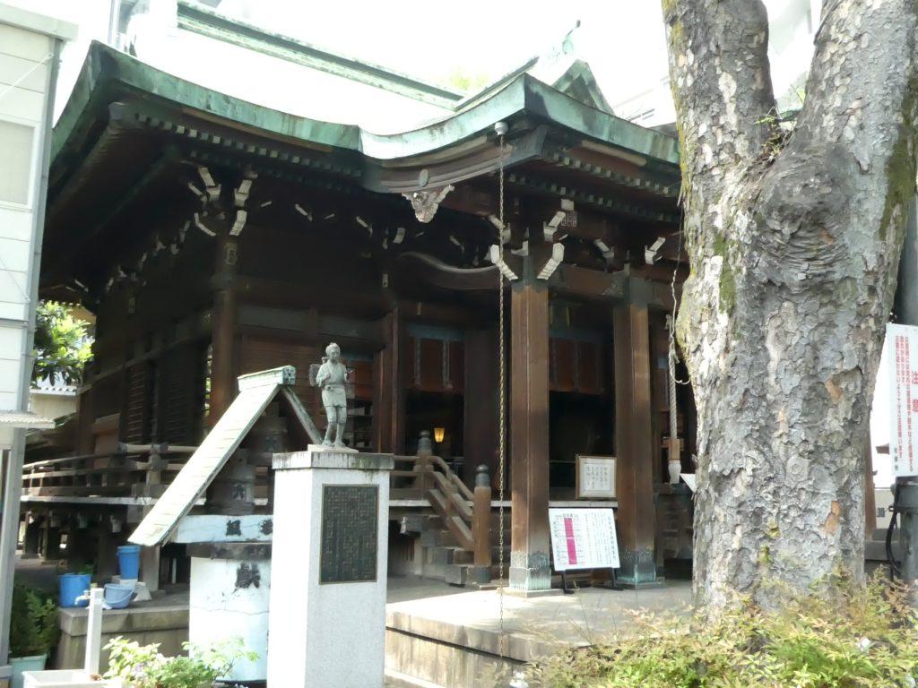鉄砲洲稲荷神社・追記1・4