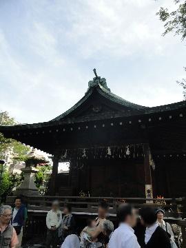 鉄砲洲神社・2