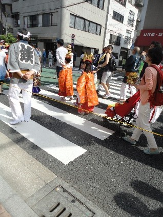 鉄砲洲神社・4