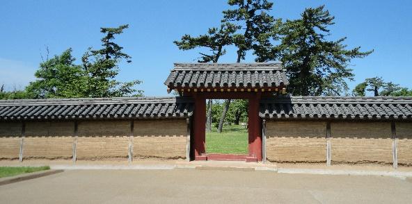 秋田県の『秋田城跡』1200年前の貿易都市で歴史観光