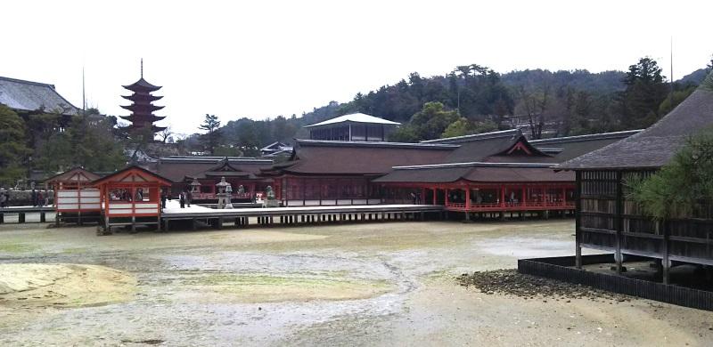広島・厳島神社・1