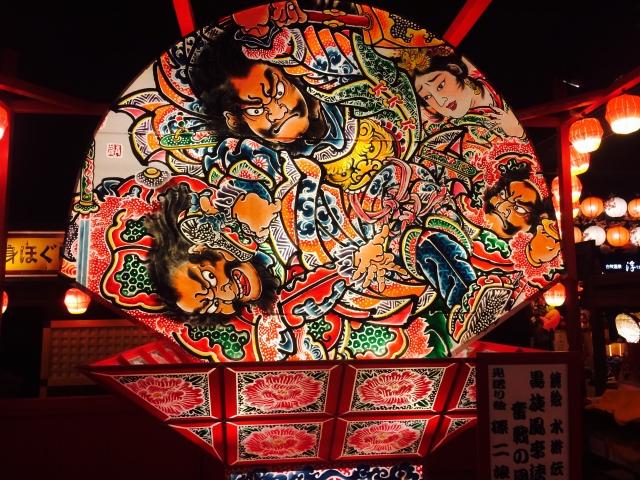 青森県の夏祭り『青森ねぶた祭り』を見に行こう!