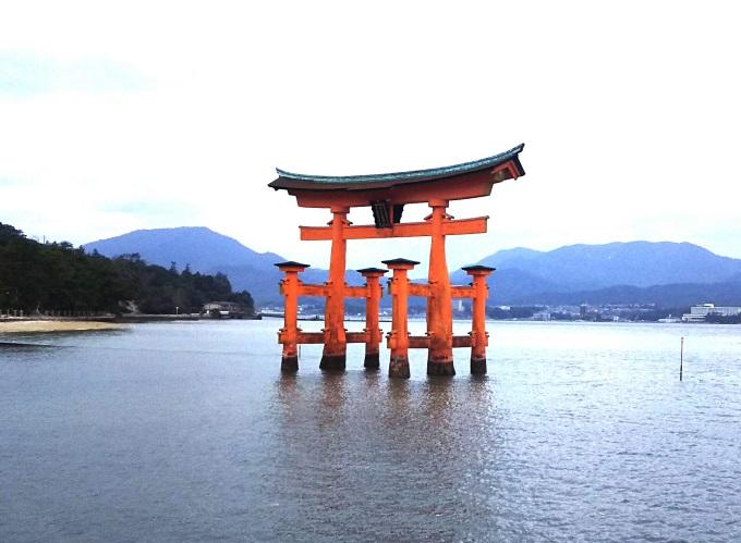 広島・厳島神社・7