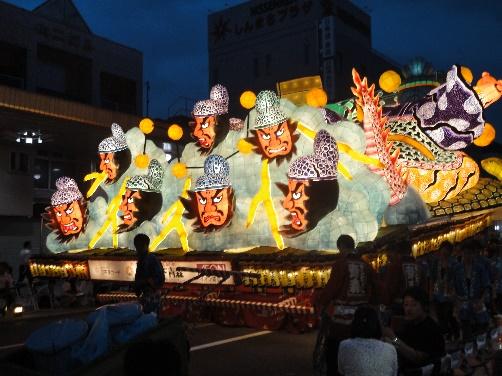靑森ねぶた祭り・1