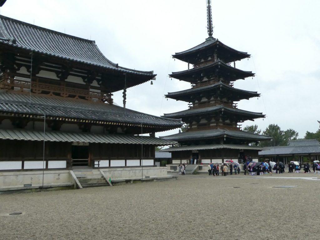 奈良県の世界遺産『法隆寺』の七不思議を探して