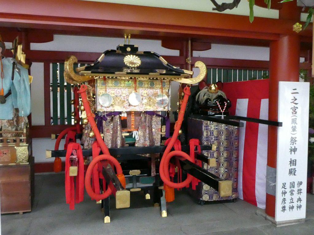 東京・日枝神社 (4)