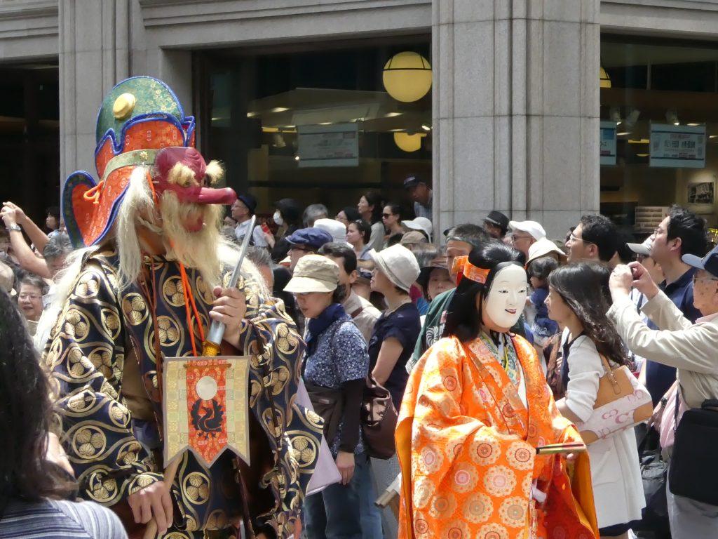 日枝神社・山王祭・下町連合渡御 (5)