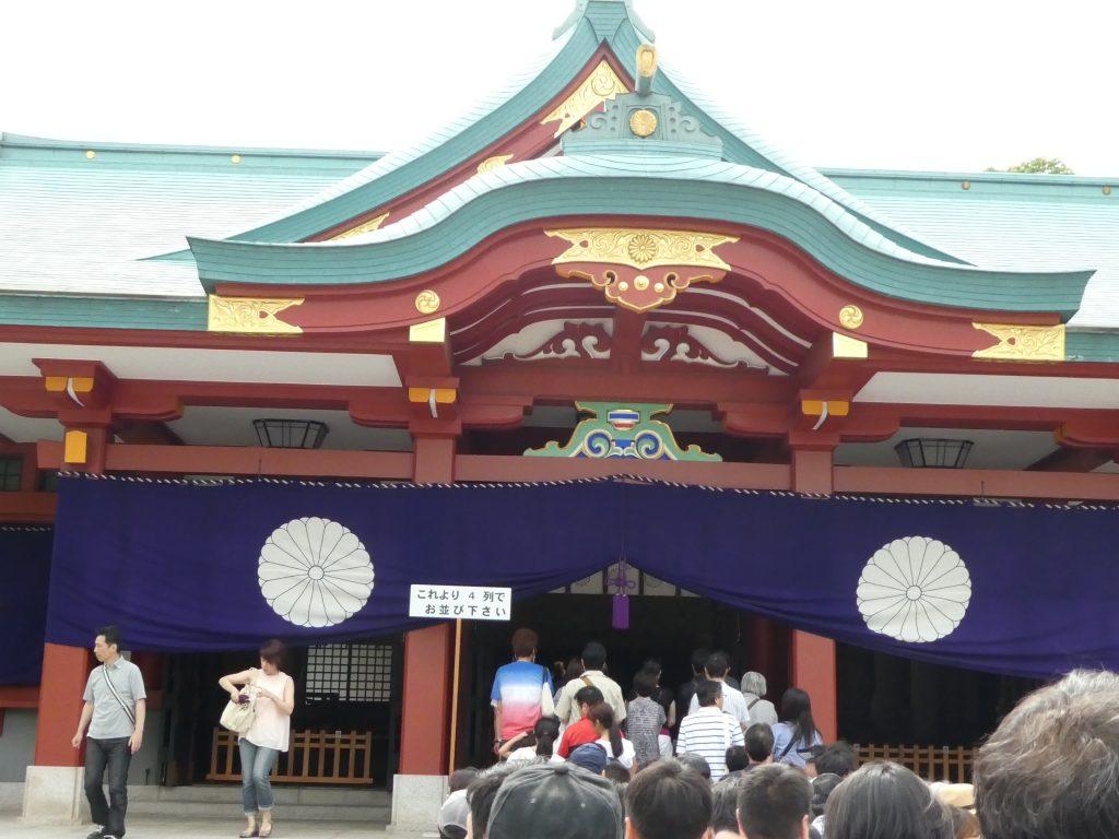 東京・日枝神社 (8)