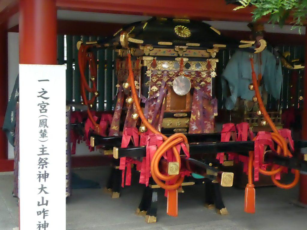 東京・日枝神社 (3)