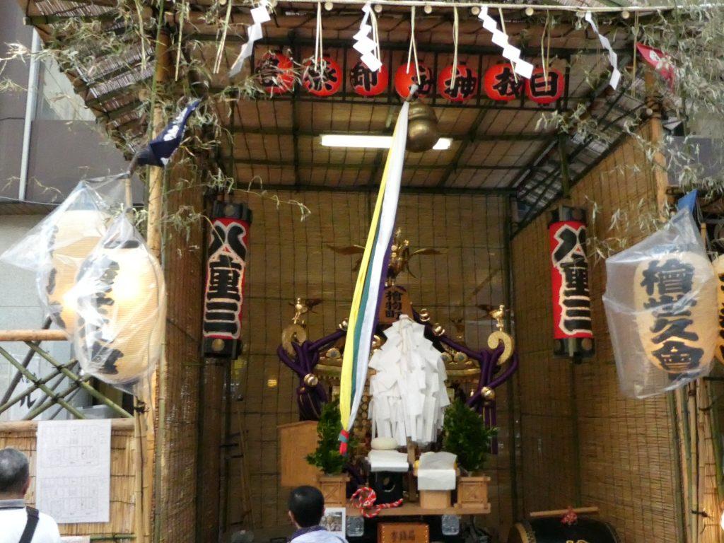 「日枝神社」山王祭『祭礼行列・神幸祭』 (1)