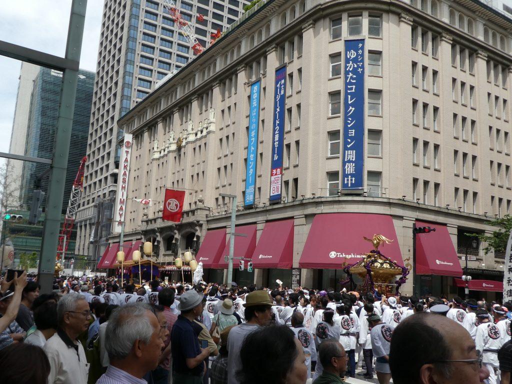 日枝神社・山王祭・下町連合渡御 (7)