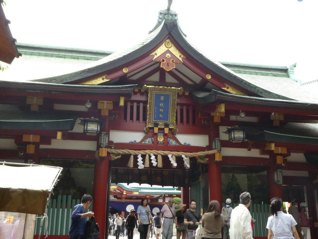 東京・日枝神社 (9)