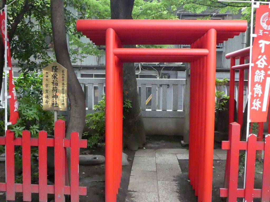 『下谷神社』にお参りしてきました (6)