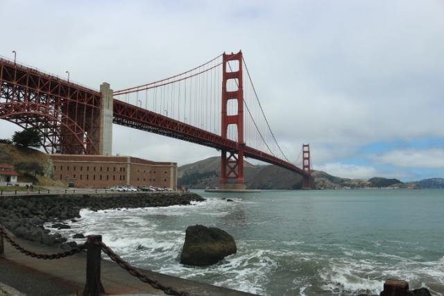 サンフランシスコは個人旅行者にオススメ (3)