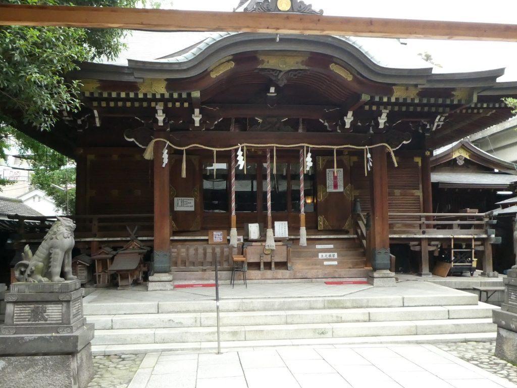 『下谷神社』にお参りしてきました (4)