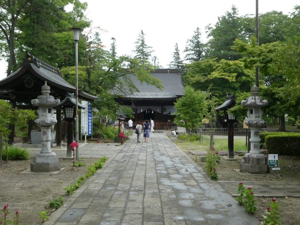 長野・松代の『象山神社』にお参りしてきました。 (4)