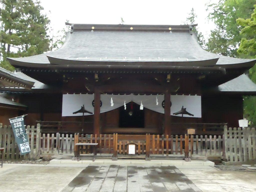 長野・松代の『象山神社』にお参りしてきました。 (5)