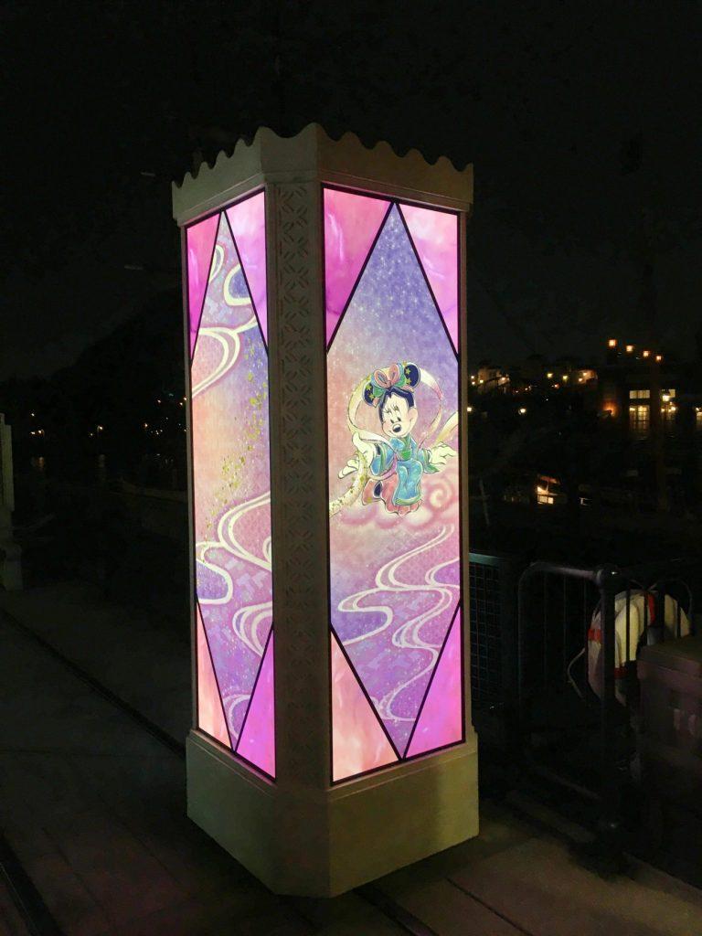 ディズニー七夕デイズで浴衣ディズニーinシー (4)