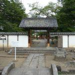 長野県・松代の真田家・菩提寺『長国寺』にお参りしてきました