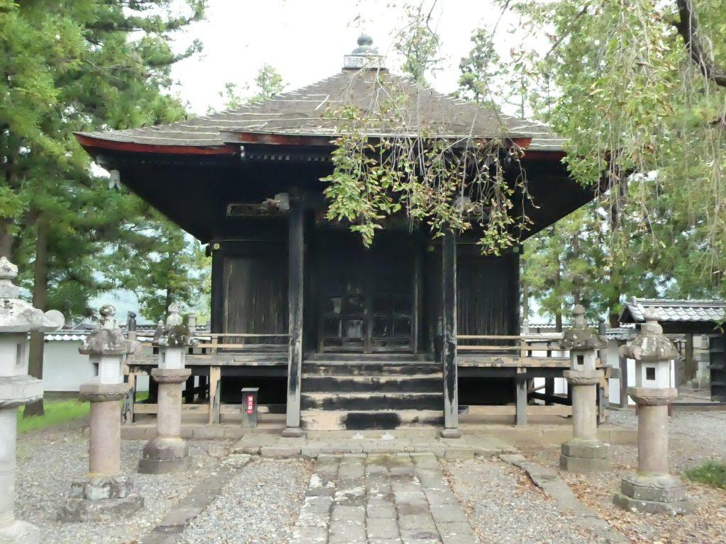 長野・松代の『長国寺』にお参りしてきました。 (16)