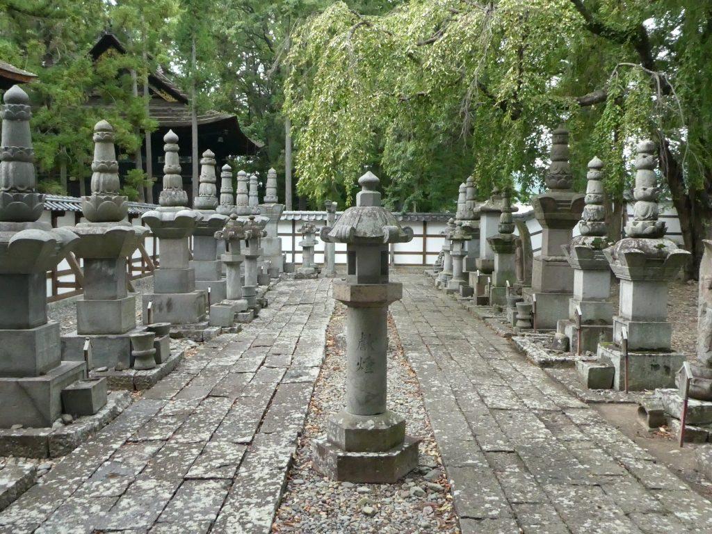 長野・松代の『長国寺』にお参りしてきました。 (25)