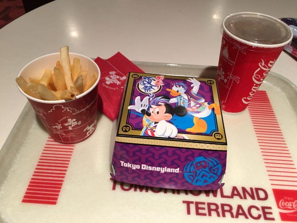 『ディズニーランド』夏のおすすめメニュー (3)