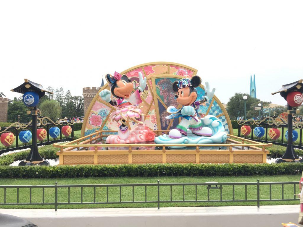 ディズニー夏祭りの見所紹介 (5)