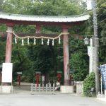 埼玉県久喜市鷲宮の「らき☆すた」の聖地『鷲宮神社』で御朱印をいただきました。