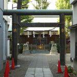 東京都文京区後楽の『小石川諏訪神社』の2016年「献菊祭」限定御朱印をいただいたので、お礼参りしてきました。