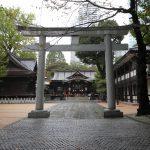 東京都新宿区西新宿の『十二社熊野神社』で「酉の市・一の酉」の御朱印をいただきました。