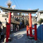 埼玉県川口市鳩ヶ谷の『鳩ヶ谷総鎮守氷川神社』で2017年「謹賀新年」の御朱印をいただきました。