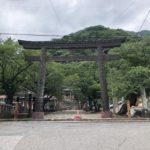 栃木県日光市鬼怒川温泉滝の『鬼怒川護国神社』で御朱印をいただきました。