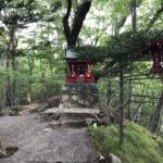 栃木県日光市鬼怒川温泉滝の『鬼怒川温泉神社』の御朱印を「鬼怒川護国神社」でいただきました。