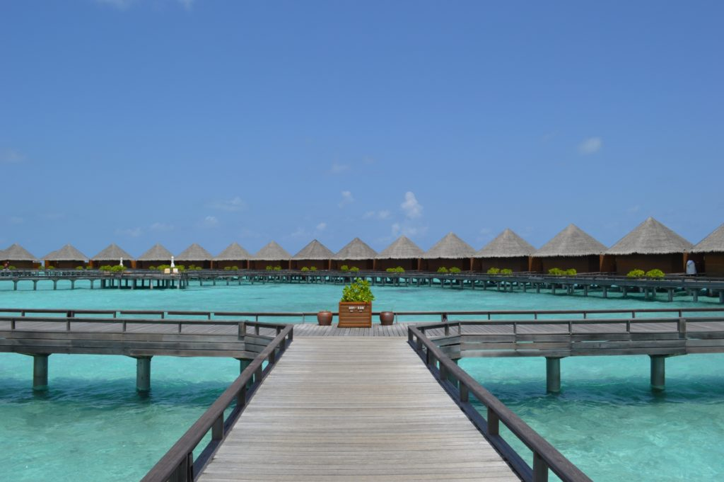 『モルディブ共和国』のリゾートホテルを選ぶ5つのチェック項目
