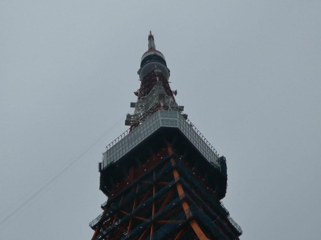 東京都港区芝公園の『タワー大神宮』の「開業60周年ロゴ入り御朱印」を「東京タワー」でいただきました。